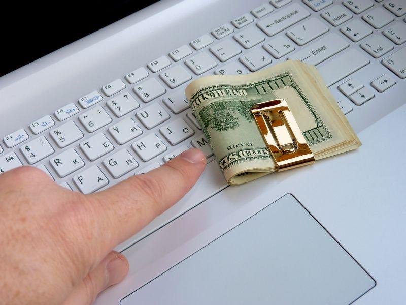 Handlen over internettet vokser