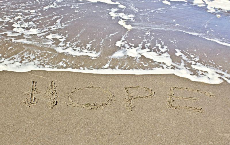 Altid håb på den anden side