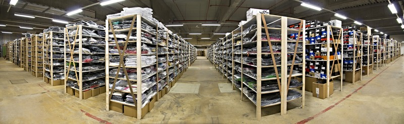 Få styr på dit lagerinventar