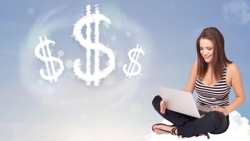 Tjener du penge ved at sælge ting på nettet