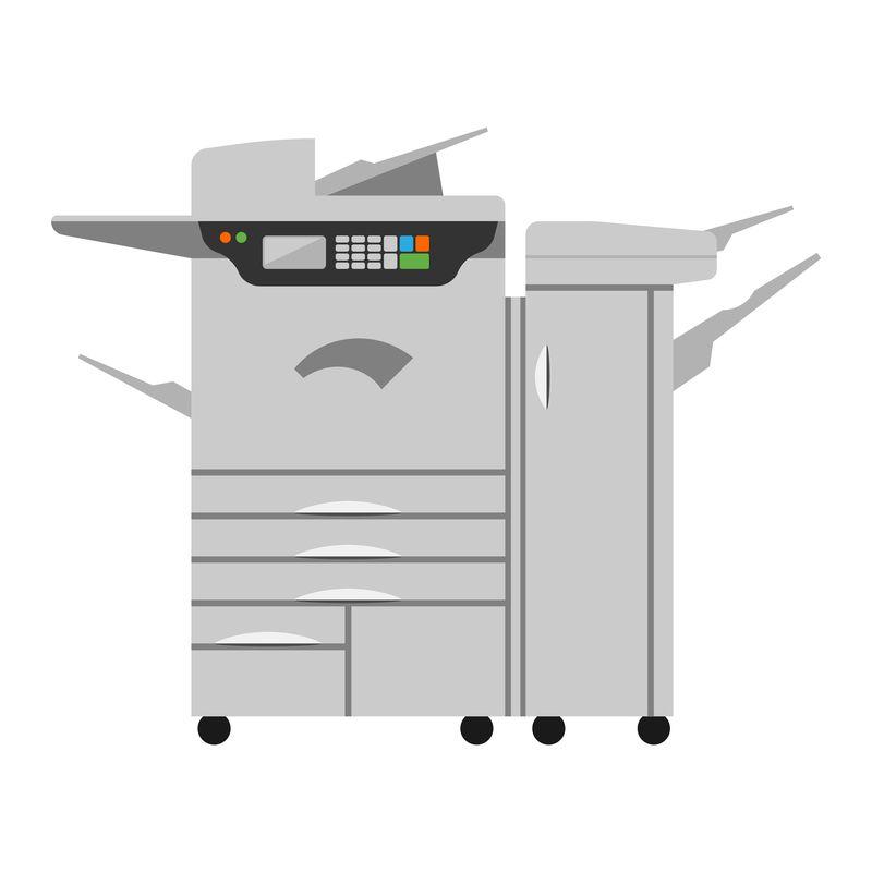 Lej den helt rigtige kopimaskine