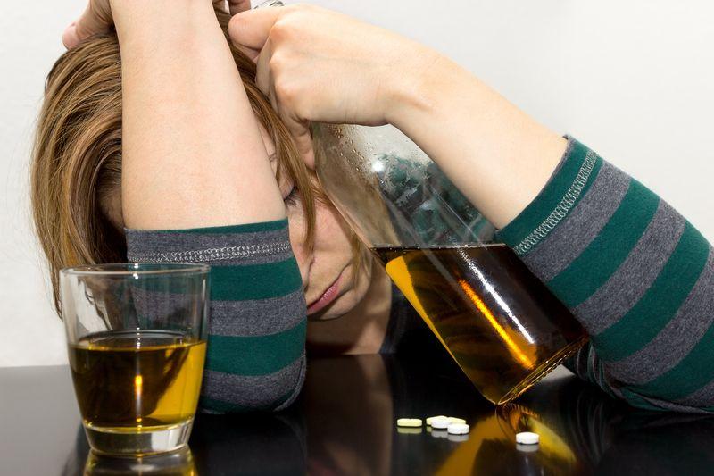 Det kan være forfærdeligt at se ens nærmeste ende i et misbrug