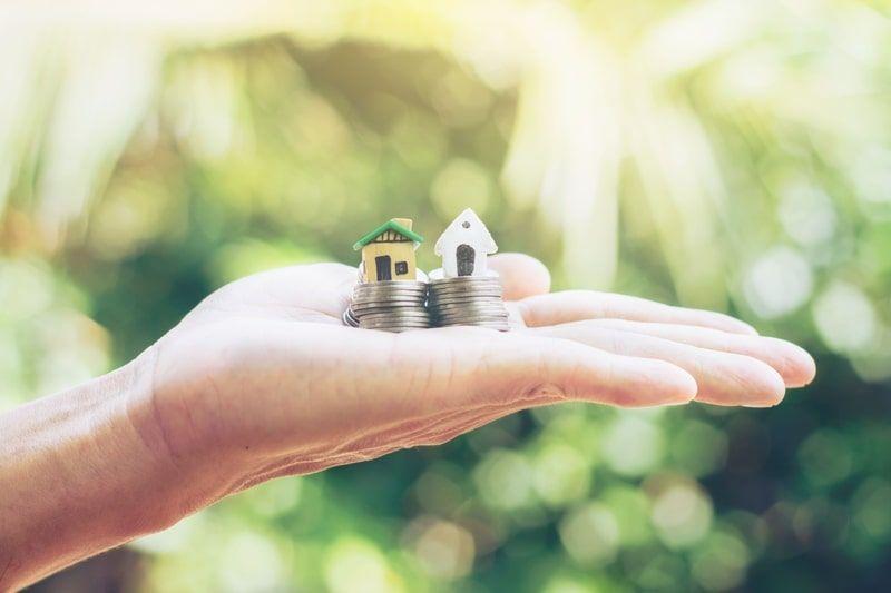 Du kan nemt lån penge online til boligen